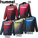 トライアルコート【hummel】ヒュンメル ● サッカー ウェア ウィンドブレーカーシャツ 18SS (HAW4174)*60