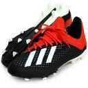 エックス 18.1 FG/AG J 【adidas】アディダス ジュニア サッカースパイク X 19SS(BB9351)*41