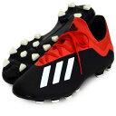 エックス 18.3 HG/AG 【adidas】アディダス サッカースパイク X 19SS(F97354)*42