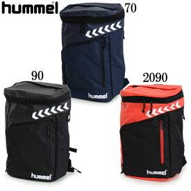 ATHLETE BOX BACKPACK【hummel】ヒュンメルサッカーバックパック19SS(HFB6120)*24