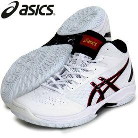 GELHOOP V11(WHITE/BLACK)【ASICS】アシックス バスケットボールシューズ19SS (1061A015-116)*26