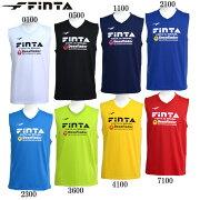 ノースリーブシャツ【FINTA】フィンタ●サッカーフットサルプラシャツ19SS(FT8110)