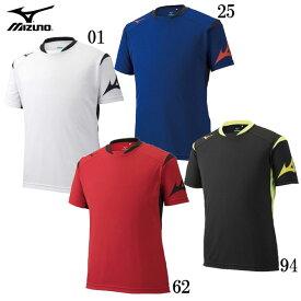 展示会限定品 ソーラーカットフィールドシャツ(ユニセックス)【MIZUNO】ミズノ サッカー プラシャツ ウェア 19SS(P2MA9045)*28