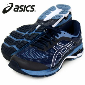 GEL-KAYANO 26-EW【ASICS】●アシックスRUNNING FOOTWEAR ROAD19AW (1011A536-400)*31