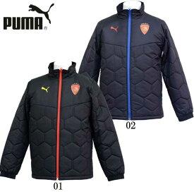 中綿ジャケット 【PUMA】プーマ ● ジュニア ウィンドブレーカーシャツ 18FW(754298)*60