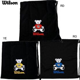ウイルソン ベア グラブ袋 【WILSON】ウィルソン 野球アクセサリー 18FW(WTA8022)*20
