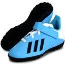 エックス 19.4 TF J ベルクロ【adidas】アディダス ● ジュニア サッカートレーニングシューズ X 19Q3(EF9126)*40