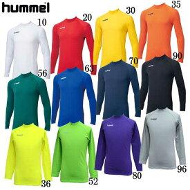 ジュニアあったかインナーシャツ【hummel】ヒュンメルアンダー(インナー)シャツ19FW (HJP5148)*40