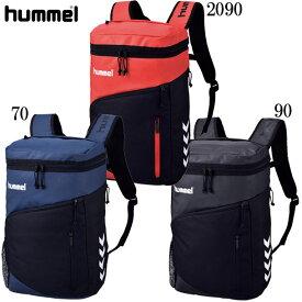 ATHLETE BOX BACKPACK 2【hummel】ヒュンメルデイパック・ザック・リュック20AW (HFB6131)*20