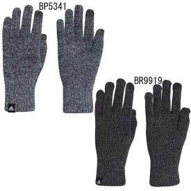 83 ニットグローブ 【adidas】アディダス ● マルチSPテブクロ 手袋 (DKS21-BR9919/BP5341)*54