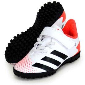 プレデター 20.4 TF J ベルクロ 【adidas】アディダス ジュニア サッカートレーニングシューズ PREDATOR 20Q2(FV4326)*50