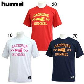 ラクロスTシャツ (レディース) 【hummel】ヒュンメル ● ラクロス ウェア Tシャツ (HAPL4002)*61
