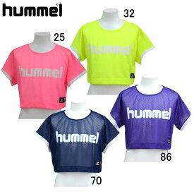 ラクロスメッシュT (レディース) 【hummel】ヒュンメル ● ラクロス ウェア Tシャツ (HAPL5001)*76