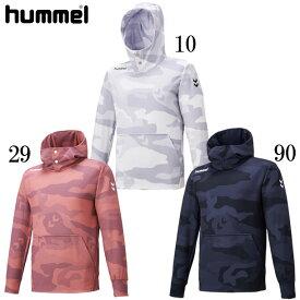 サーモスウェットフーディー【hummel】ヒュンメル ● スウェットシャツ19FW (HAP8212)*73