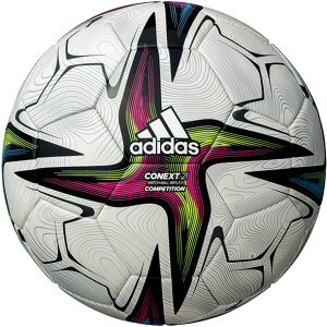2021 FIFA主要大会 公式試合球 レプリカモデル コネクト21 コンペティション 5号球【adidas】アディダス 検定球 サッカーボール 5号球 21SS(AF531CO)*22