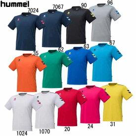 ジュニアワンポイントTシャツ【hummel】ヒュンメルTシャツ(HJY2100)*61