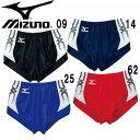 レーシングパンツ(メンズ)【MIZUNO】ミズノ 陸上競技ウェア ゲームウエア(51RM230)*20