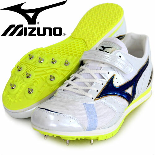 フィールド ジオA J【MIZUNO】 ミズノ 陸上スパイク 走幅跳/三段跳/棒高跳専用 15SS(U1GA154136)*30
