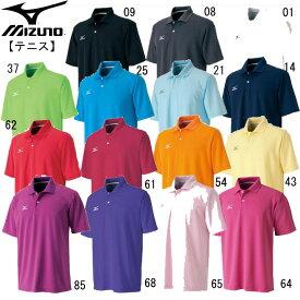 ポロシャツ【MIZUNO】ミズノ ラケットスポーツウェアー 15SS(A75HM130)*28
