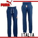 イタリア代表 FIGC アズーリスウェットパンツ【PUMA】プーマ ●レプリカウェア 15FW(761802-03)*58