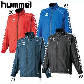 ジュニアウインドブレーカージャケット【hummel】ヒュンメル サッカーウエア 15AW(HJW2054)*30