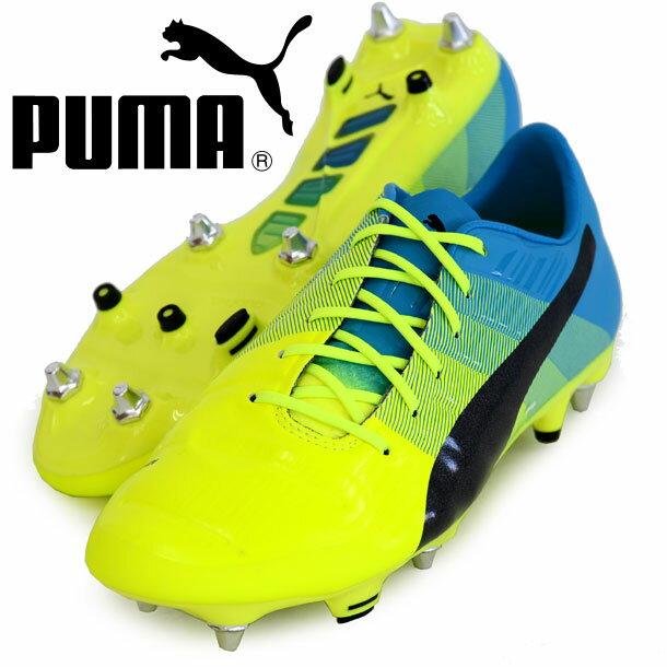 エヴォパワー 1.3 Mixed SG【PUMA】プーマ ● サッカースパイク 16SS(103525-01)※30*70