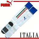 イタリア代表 アウェイストッキング【PUMA】プーマ サッカー レプリカソックス(747387-02)16SS*21