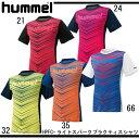 HPFC-ライトスパークプラクティスシャツ【hummel】ヒュンメル サッカー ●プラクティスシャツ 16SS(HAP1122)*60