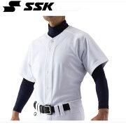 ClubModel/練習着シャツ【SSK】エスエスケイ野球練習着シャツ(PUS003)