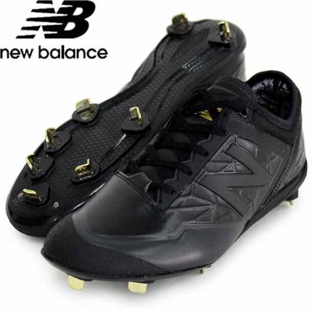 AB150 BK【New Balance】ニューバランス 野球スパイク 16SS(AB150BK2E)<>*23