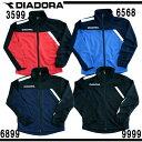 JR DDNAトレーニングジャケット【DIADORA】ディアドラ ● ジュニア サッカーウェア16SS(FJ6103)*73