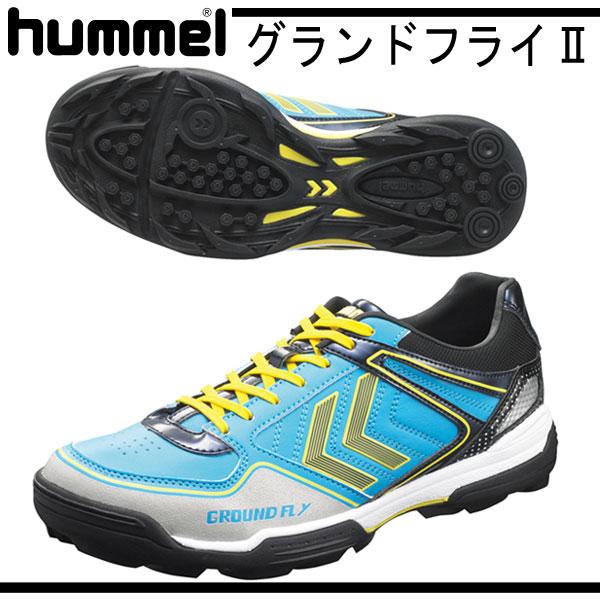 グランドフライII【hummel】ヒュンメル ● ハンドボールシューズ 16SS(HAS6011-6130)*50