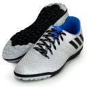 【4月23日10:00~26日9:59 全商品po5倍】メッシ 16.3 TF J【adidas】アディダス ● ジュニアサッカー トレーニングシューズ16FW(AQ3523)*45