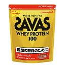 ホエイプロテイン1001,050g(約50食分)ココア味【SAVAS】ザバスサプリメント/プロテイン(CZ7427)*25