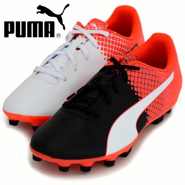 エヴォスピード 5.5 トリックス HG JR【PUMA】プーマ ● ジュニア サッカースパイク 16FW(103620-03)*55