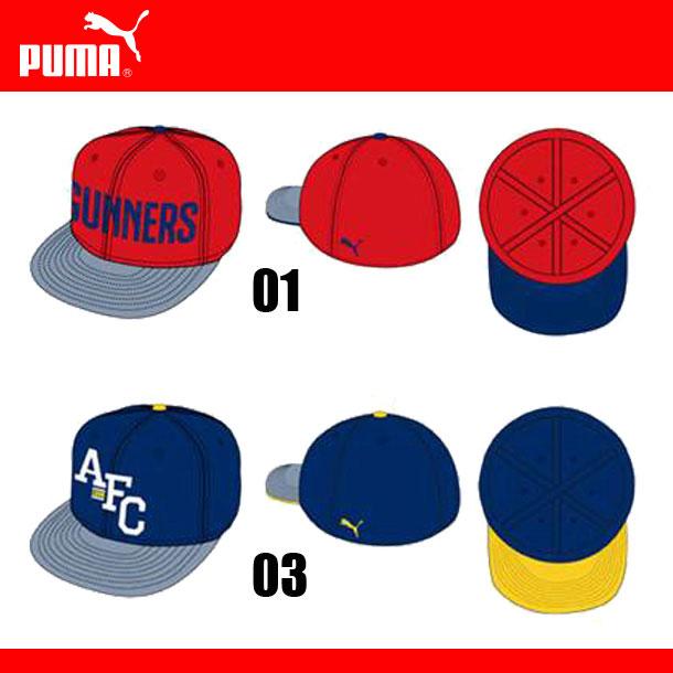 AFC ストレッチキャプ【PUMA】プーマ ●キャップ (747070)*71