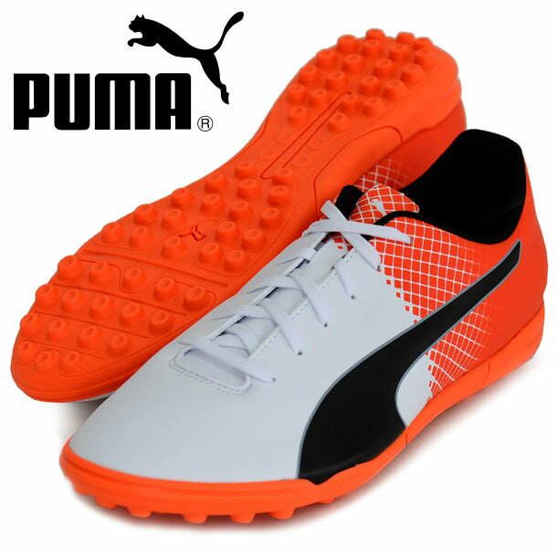 エヴォスピード 5.5 TT【PUMA】プーマ ● サッカー トレーニングシューズ16FW(103591-05)*66