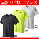 SS TEE (メンズ)【PUMA】プーマ● 半袖Tシャツ(514209)*70