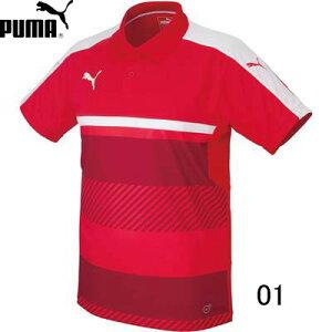 TWVポロシャツ(メンズ)【PUMA】プーマ●サッカーウエア(654887)