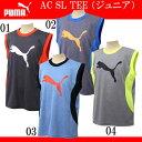 AC SL TEE (ジュニア)【PUMA】プーマ● JR Tシャツ ノースリーブ・タンクトップ (837771)*62