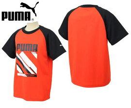 SUSSTEE(ジュニア)【PUMA】プーマ●JRTシャツ(837831)