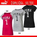 GL SS TEE(ジュニア)【PUMA】プーマ● JR Tシャツ (839043)*55
