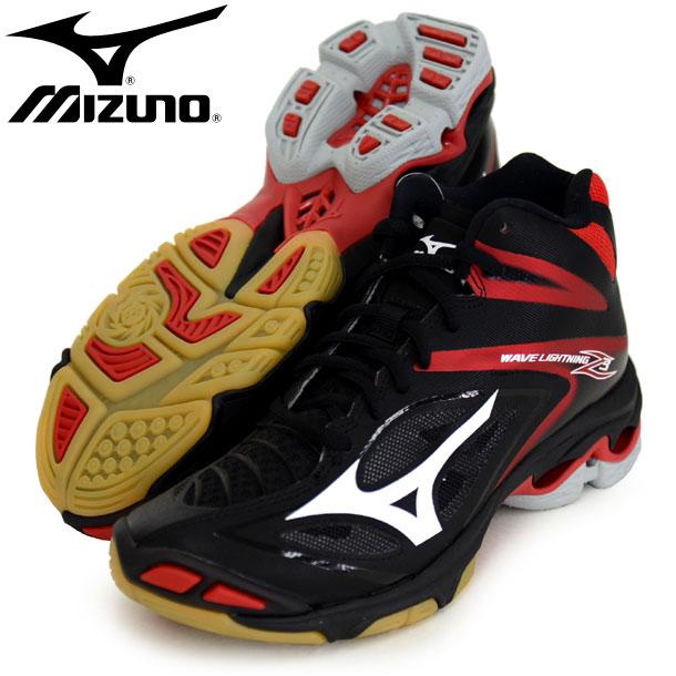 ウエーブライトニング Z3 MID【MIZUNO】ミズノ バレーボールシューズ17SS(V1GA170501)*42