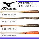 硬式用木製 メイプル【MIZUNO】ミズノ 硬式バット17SS(1CJWH12783/84/85)*24