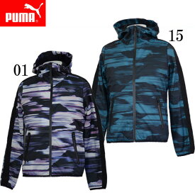 WVO WINTERIZED WOVEN JKT (WOMAN)【PUMA】プーマ ● レディースウエア(570194)*78