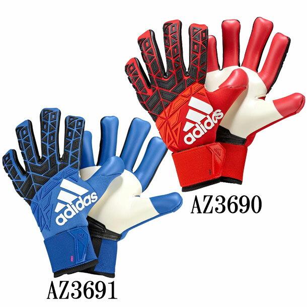 ACE TRANS プロ【adidas】アディダス キーパーグローブ17SS(BPG75)*38