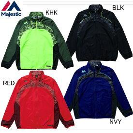 Authentic Training Jacket【Majestic】マジェスティック 野球ウエア17SS(MK-XM23MAJ016)*48