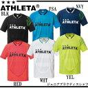 ジュニア カラープラクティスシャツ【ATHLETA】アスレタ JR サッカー フットサル ウェア17SS(02284J)*05
