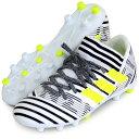 ネメシス 17.3-ジャパン HG J【adidas】アディダス ジュニア サッカースパイク NEMEZIZ17FW(S82430)*39