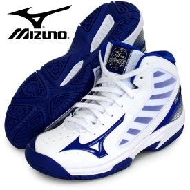 スピードチェイサー SL【MIZUNO】ミズノ バスケットシューズ ジュニア17AW(W1GC176022)*42